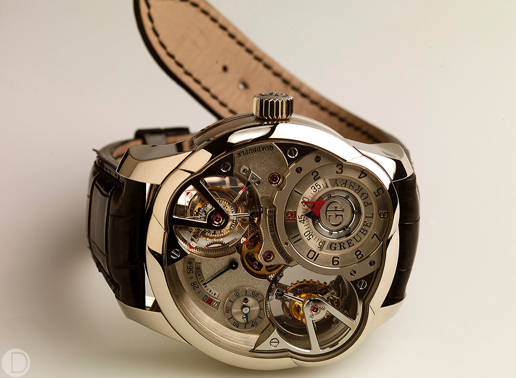 Greubel Forsey Invention Piece 2.