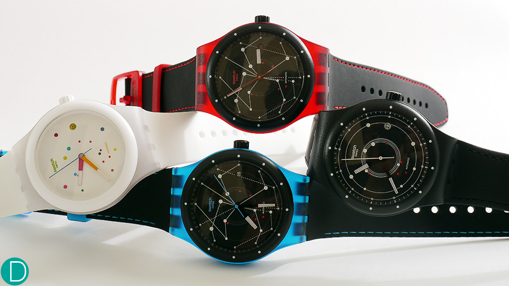 The Swatch Sistem51 is definitely one fo the best way to be introduced into the world of mechanical timepieces.