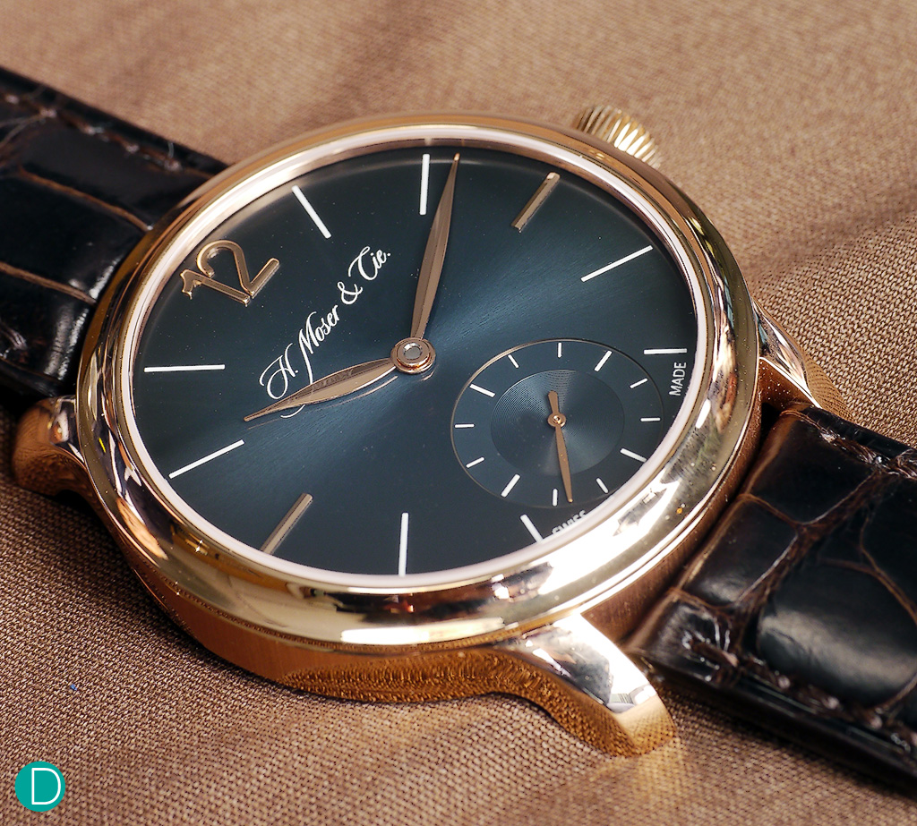 The H. Moser & Cie. Venturer Small Seconds