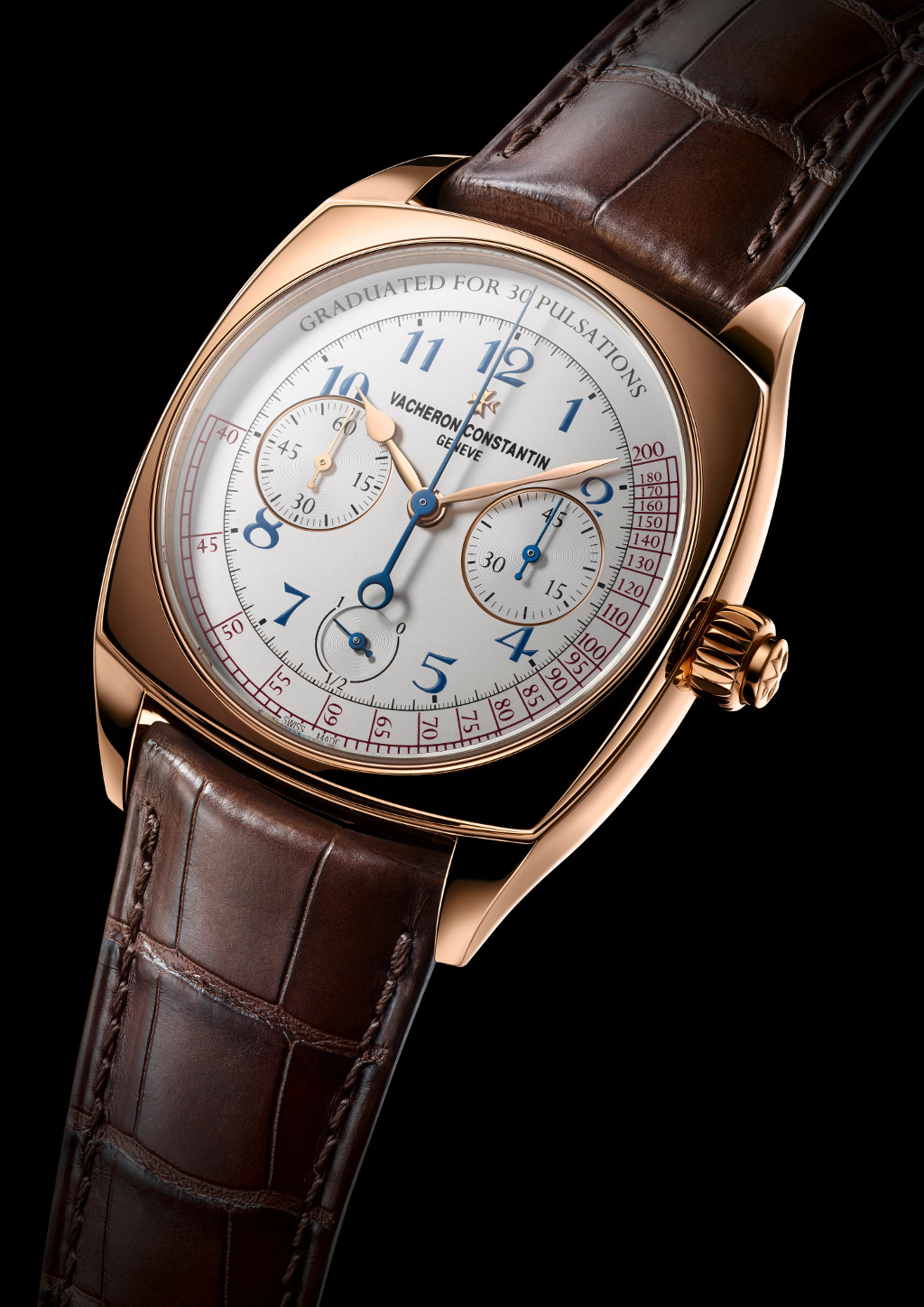The Vacheron Constantin Harmony Chronograph.
