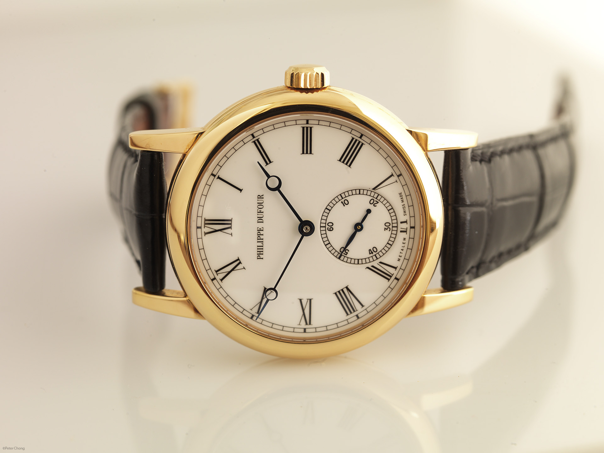 The Philippe Dufour Simplicity. Simply one of the best finished watches in the world of horology.