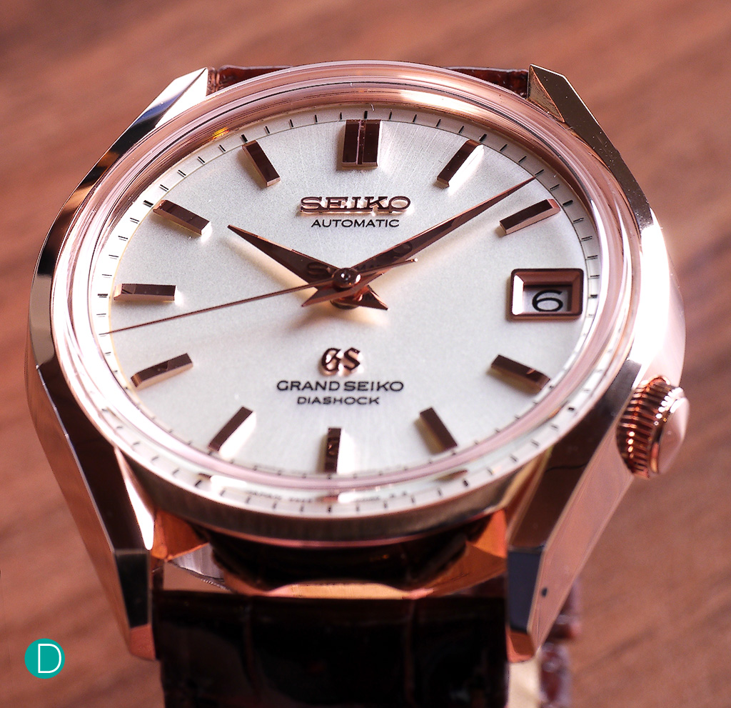 buy popular bedd7 7d67b Grand Seiko GS Anniversary: some analysis and thoughts -
