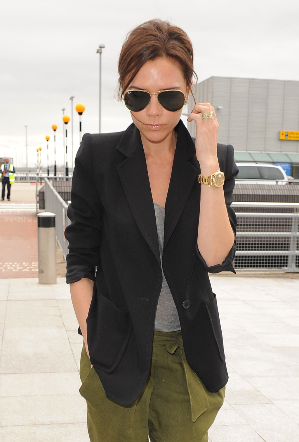 Spot the Watch: David and Victoria Beckham Victoria Beckham
