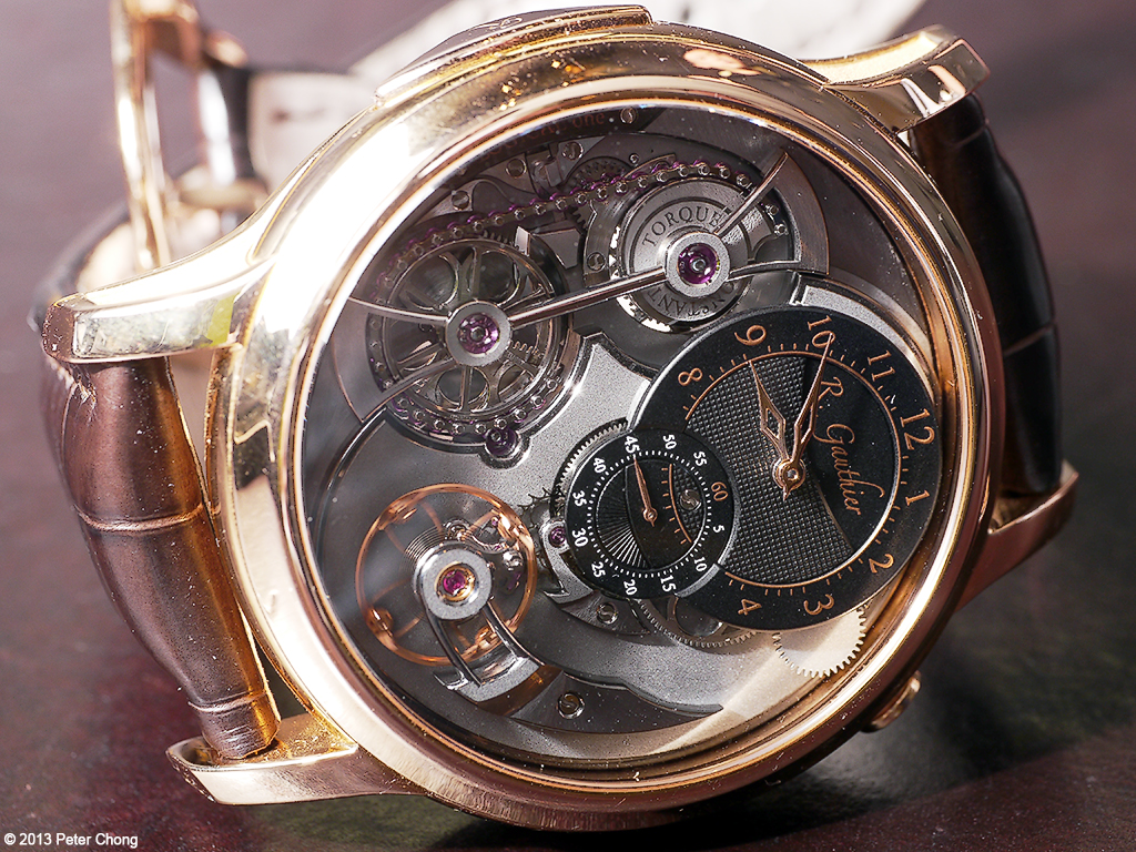The Romain Gauthier Logical One.