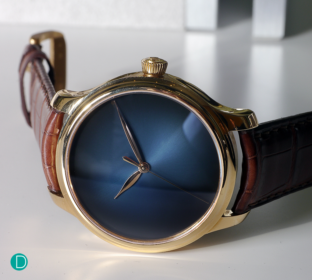 The H. Moser & Cie Endeavour Concept Watch.