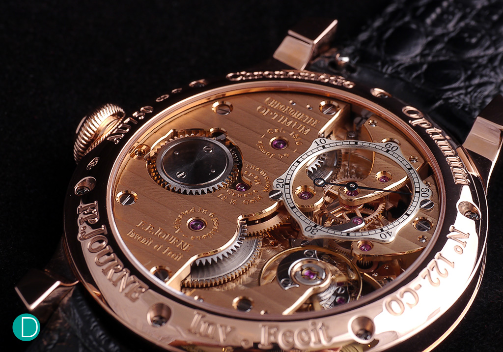 Journe 1510 movement.