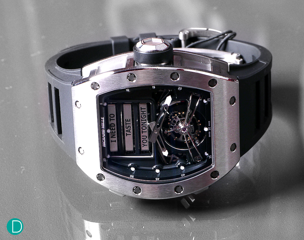 Review Richard Mille Rm 69 Erotic Tourbillon