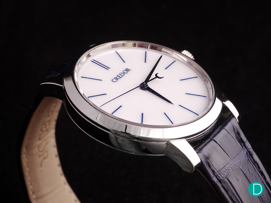 The Credor Eichi II. Simple, yet sophisticated.