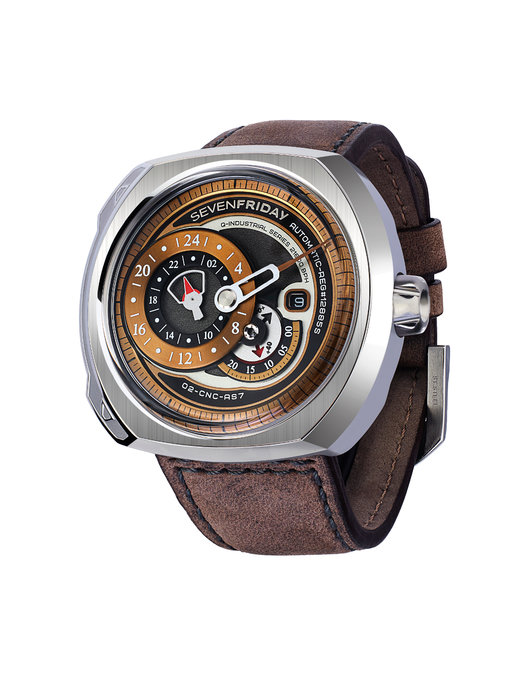 The new Q-series, from SEVENFRIDAY.