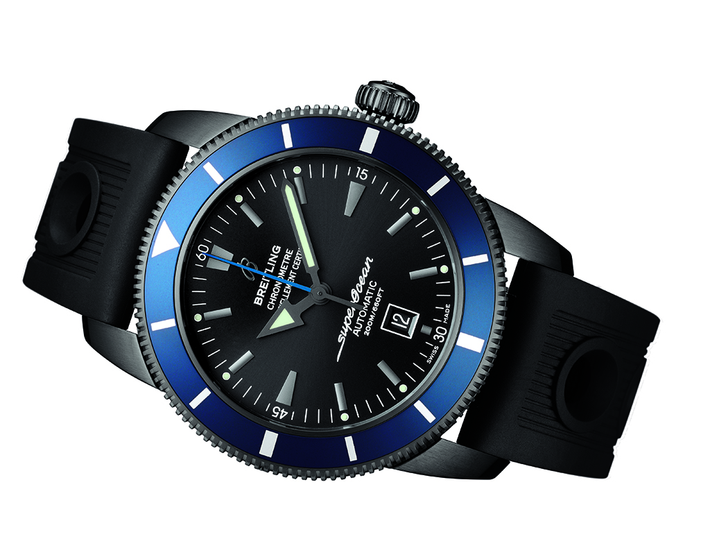 Breieling Superocean Héritage 46 South East Asia Limited Edition
