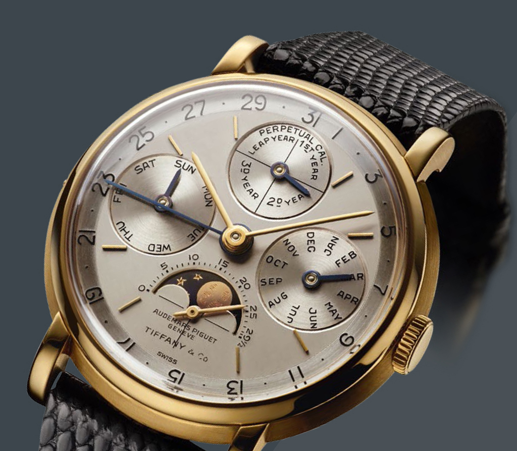 watches owned calendar grand philippe pre perpetual complications patek