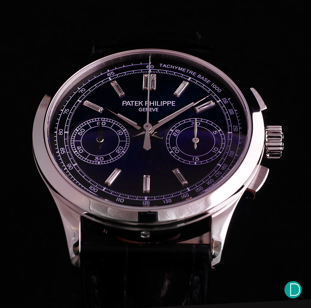 Review  Patek Philippe Chronograph Ref. 5170P-001 - 08d7ba5a39