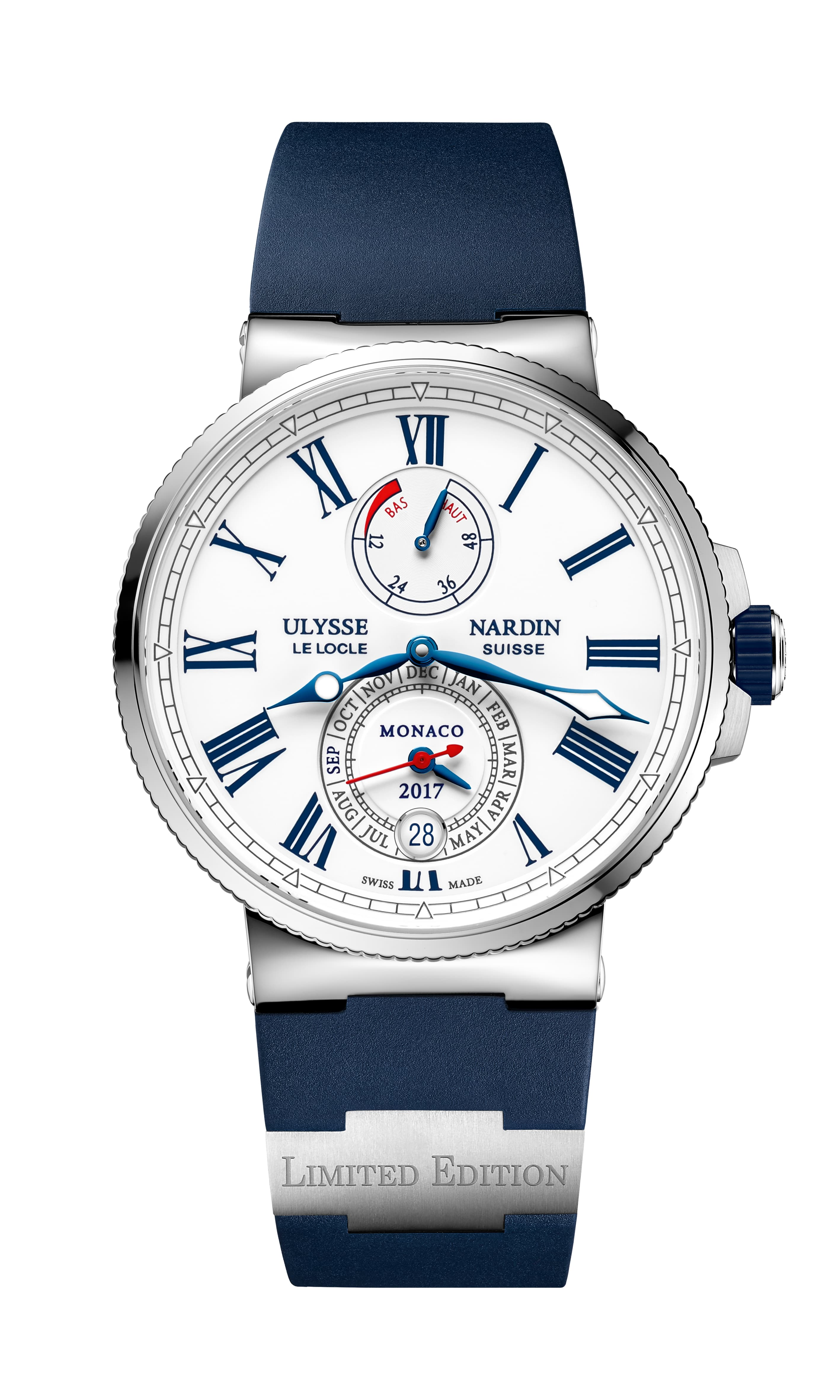 The Ulysse Nardin Marine Chronometer