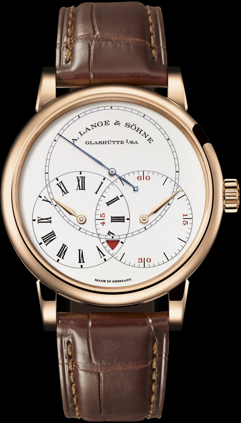 A. Lange und Söhne Richard Lange Jumping Seconds