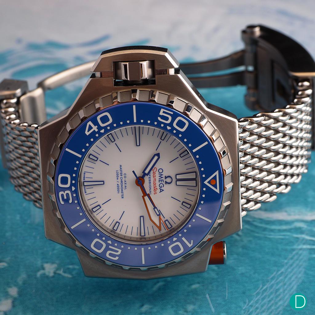 Omega Seamaster Ploprof 1200
