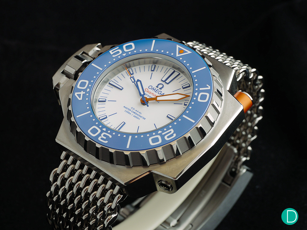 Omega Seamaster Ploprof 1200 front