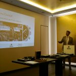 Tutima brand presentation in Frankfurt