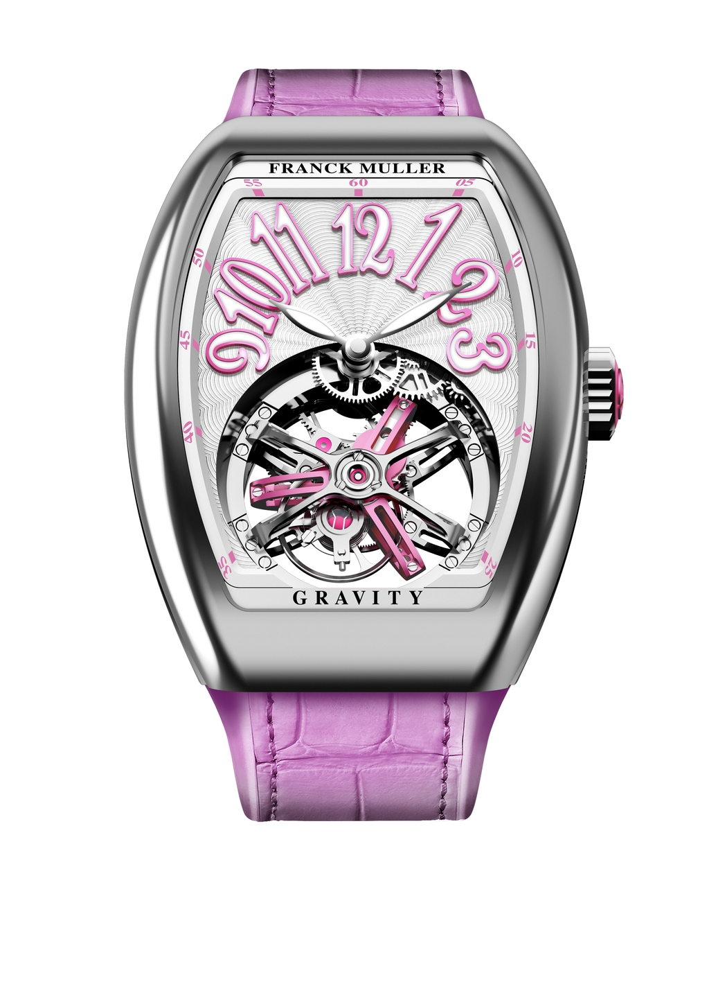 Franck Muller V35 Vanguard Lady Tourbillon Gravity