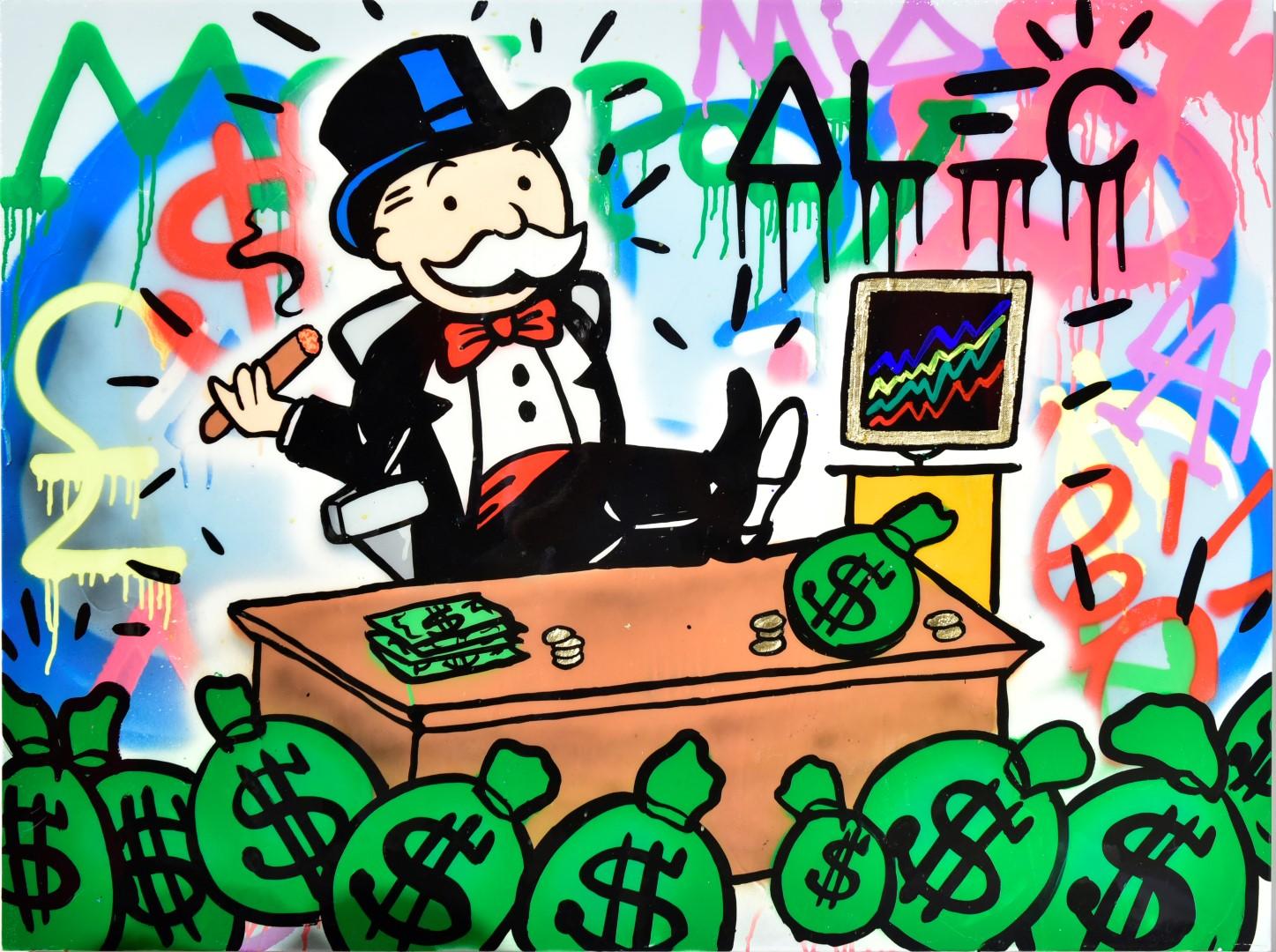 Invitation: TAG HEUER Unveils URBANArts with Alec Monopoly ...
