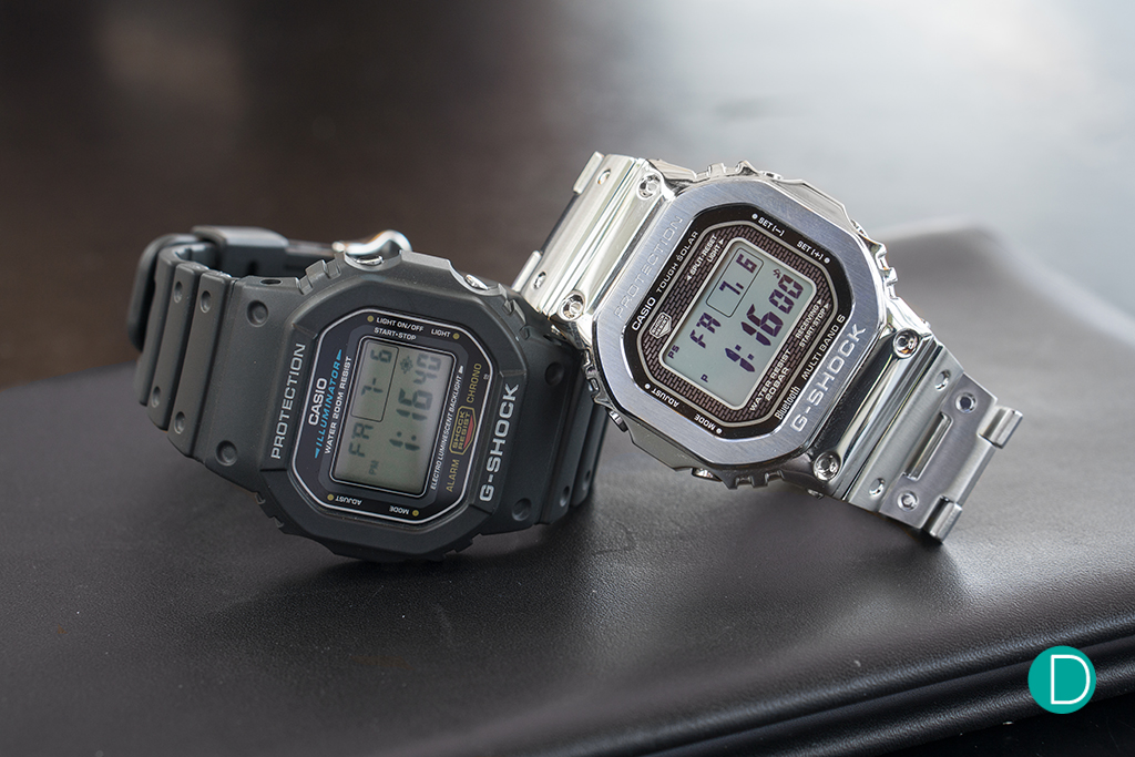 Review Sexy Sleek Over Engineered Casio G Shock Gmw B5000