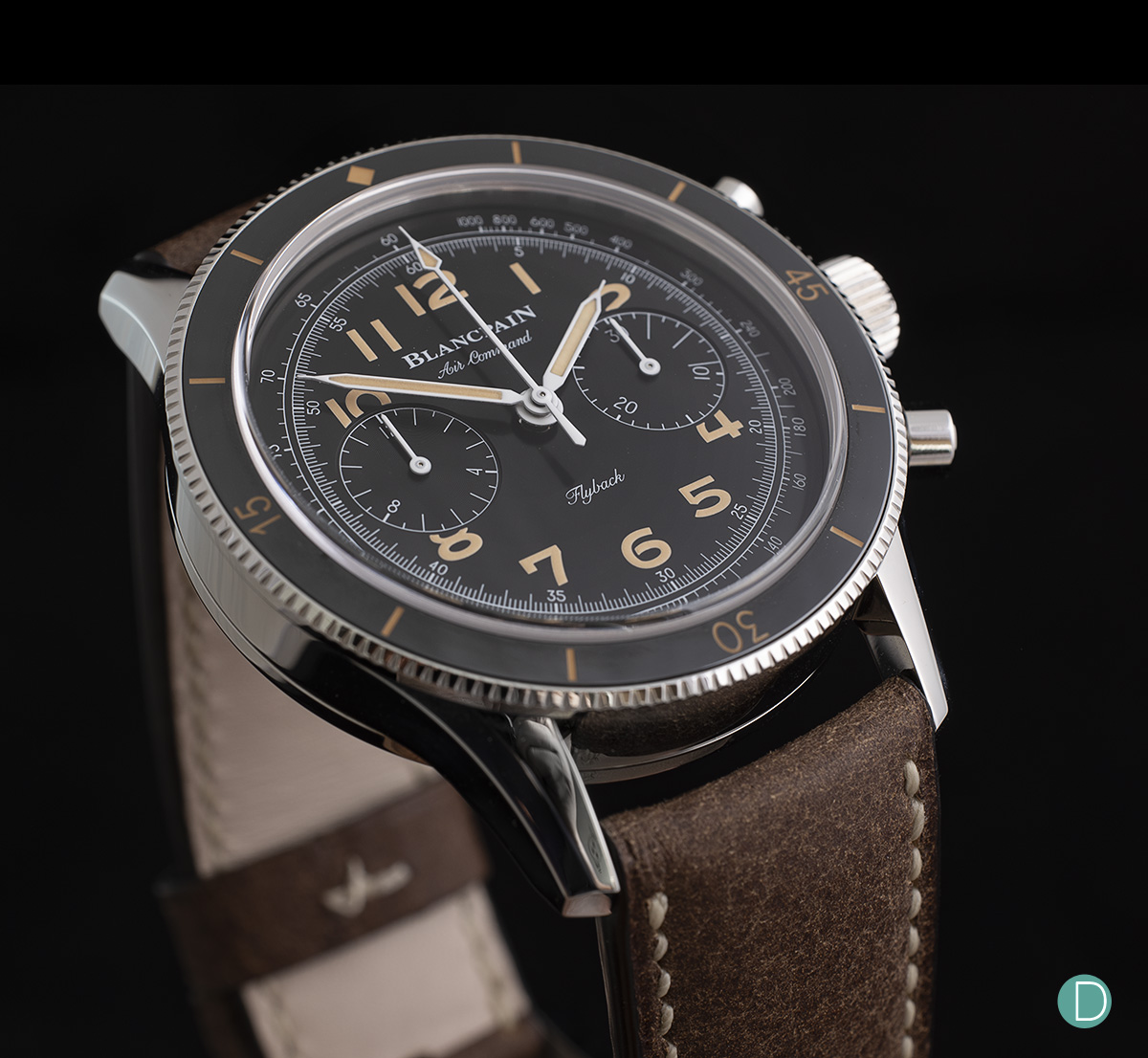Review: An Aviator Returns to Life – The Blancpain Air Command Chronograph