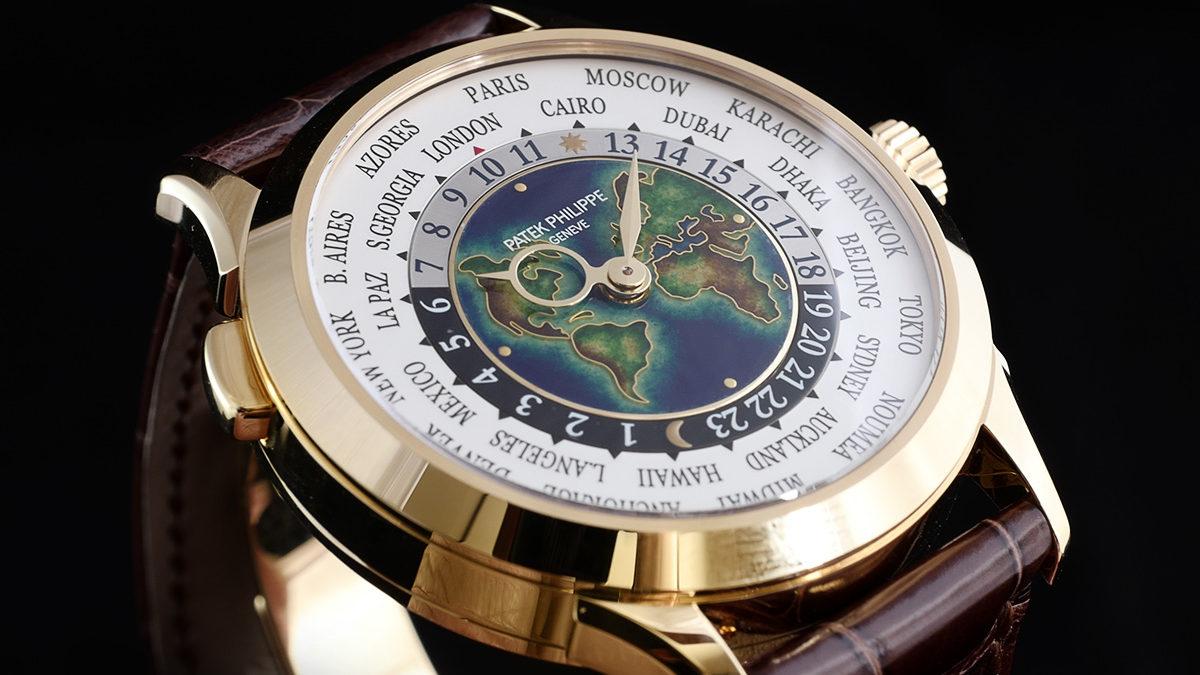 Review: Le Monde en Cloisons – The Patek Philippe World Time Ref. 5231J