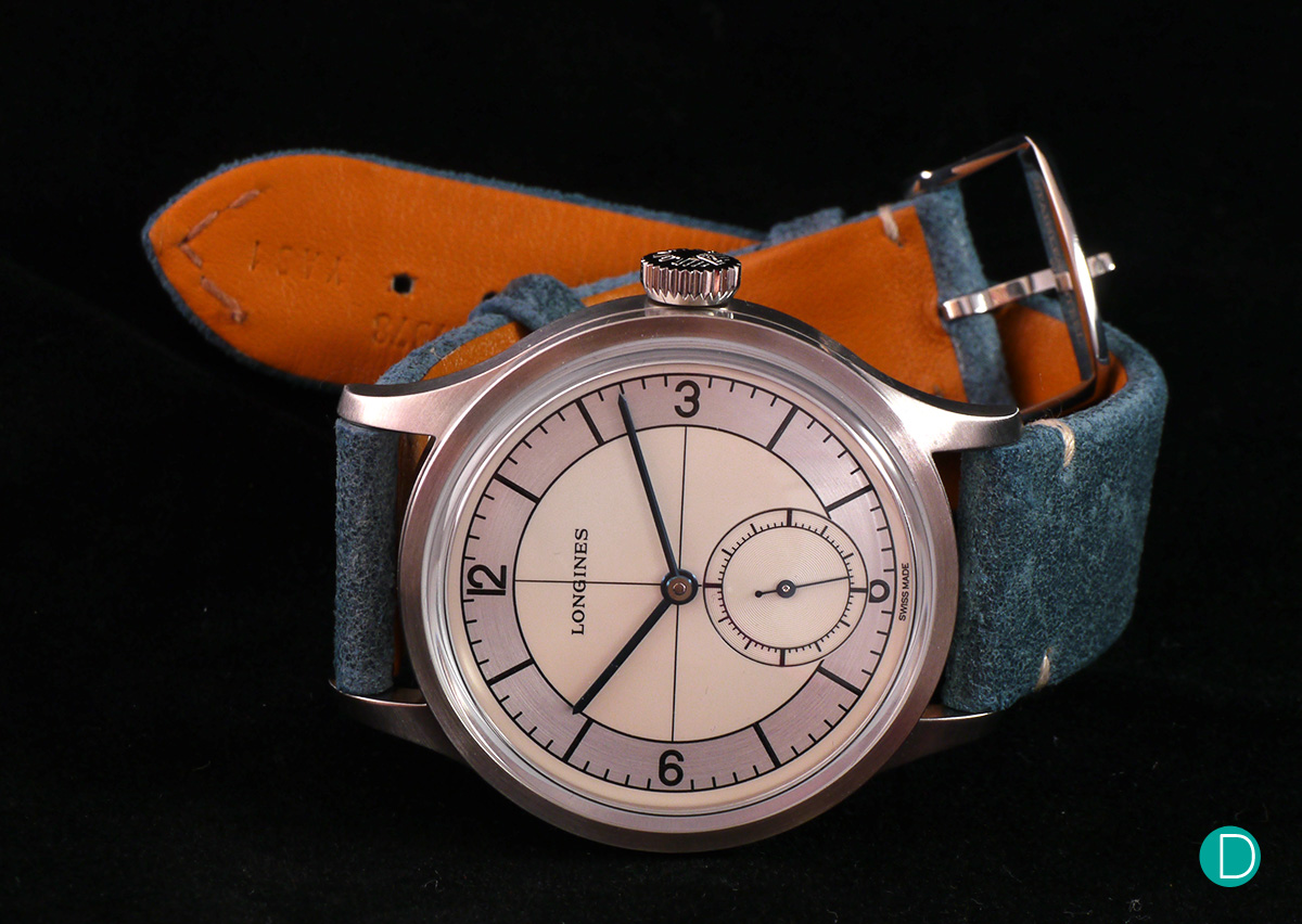"Review: Longines Heritage Classic ""Sector Dial"""