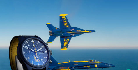 Review: the new IWC Pilot's Chronograph Blue Angels®